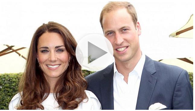 ウィリアム王子、ケイトミドルトン殿下