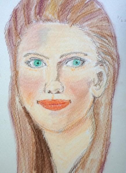 スカーレット・ヨハンソン画像